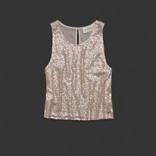 3306804a56c A Sequin Tank Abercrombie And Fitch Style