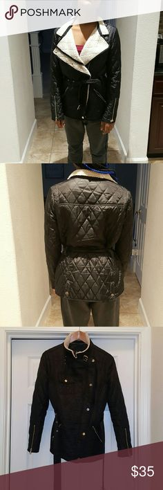 Sam Edelman Ladies Jacket Cute Sam Edelman, gently used with lost of wear left in it. Sam Edelman Jackets & Coats