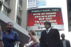 Poetrica. 2003. Giselle Beiguelman. Brazil