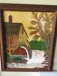 Augusta water mill