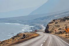 Chile. Pan-American Highway.  by Ghenadie Shatov, via 500px