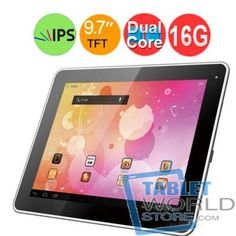 The product is a Newsmy Newpad K10 16GB Dual Core DDR3 1GB 10.2inch Capacitive Android 4.0 Dual Camera HDMI Bluetooth Tablet PC, built in 16GB memory and support TF card expansion up to 32GB which allows enough space for you to download freely, it is absolutely a good choice to purchase.