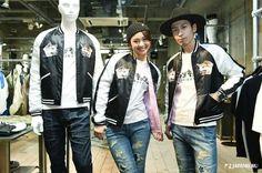"Speaking of ""Shibuya 109MEN'S"" ... VANQUISH!  #japankuru#japan#cooljapan#tokyo#100tokyo#ceno#shibuya#vanquish#fashion#shopping#hachiko"