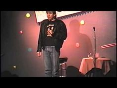 Bill Hicks Rare Clip from Colorado Springs May 1990 - YouTube