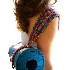 Handmade yoga products - Soulié