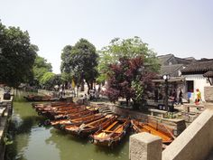 Tongli - China