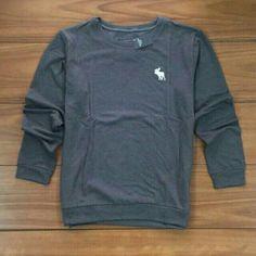 Áo thun dài  tay Abercrombie với giá ₫220.000 chỉ có trên Shopee! Mua ngay: http://shopee.vn/boybanhang/4436871 #ShopeeVN