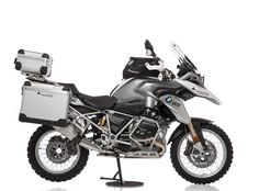 BMW's new water-cooled R1200GS