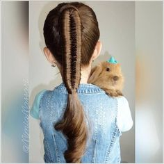 Unique And Stylish Hairstyles For Little Girls