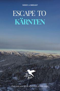 """Wir alle kennen das Gefühl, wenn es am Vorabend geschneit hat und wir vor lauter Freude am liebsten sofort auf den nächsten Berg fahren würden, um zu """"powdern"""".  Diese Verhältnisse findet man auf der Gerlitzen in Kärnten mit Blick auf den Ossiacher See. Mehr auf unserer Homepage :) #kärnten #gerlitzen #skifahren #snowboardfahren #urlaubinkärnten #urlaubinösterreich #winterwonderland #ausflügeinkärnten #ausflügeinösterreich #hierwohntdasglück #ossiachersee Snowboard, Need A Break, Greatest Adventure, Berg, Water, Outdoor, Ski, Road Trip Destinations, Glee"""