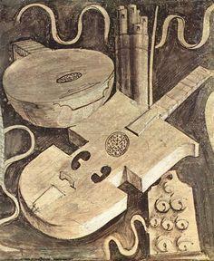 Musical instruments (music) ~ (1510) ~ Giorgione