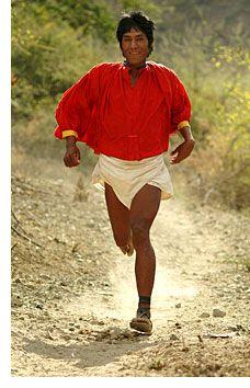 Tarahumara runner #TribeTrends