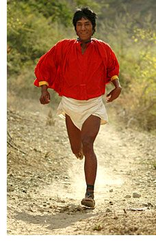 Tarahumara runner #TribeTrends
