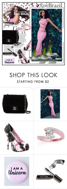"""""""Ricki Brazil"""" by lip-balm ❤ liked on Polyvore featuring Whiteley, Chanel, Iron Fist, Allurez, Bobbi Brown Cosmetics and rickibrazil"""