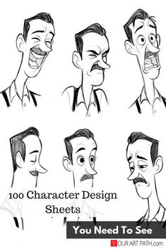 100 Modern Character Design Sheets You Need To See! - 100 Modern Character Design Sheets You Need To See! – 100 Modern Character Design Sheets You Nee - Character Design Challenge, Character Design Sketches, Character Design Tutorial, Character Design Animation, Character Design References, Character Drawing, Character Design Inspiration, Character Illustration, Character Concept Art