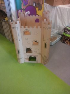 EnviroSmart's pet castle, because they're always treated like royalty.