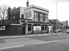 Stratford London, London Pubs, London History, Local History, Vintage London, Old London, East End London, London Pictures, Fantasy Images