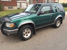 1999 Ford Explorer 4X4 With 108,000 Miles $800