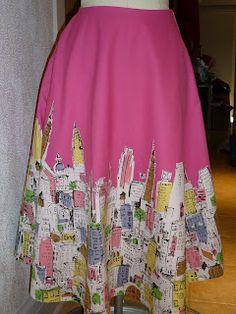 The Circular Skirt