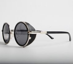 Be different. Complete your Steampunk look with these stylish and fashionable sunglasses.