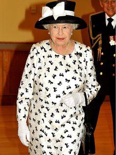 Queen Elizabeth style