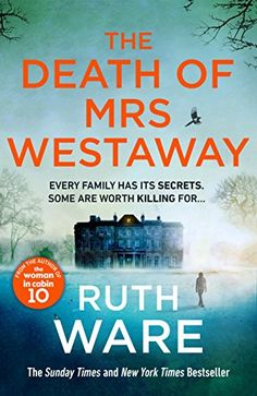 The Death of Mrs Westaway by Ruth Ware https://www.amazon.co.uk/dp/B075MTRJ9C/ref=cm_sw_r_pi_dp_U_x_dgfZAb156T7ET