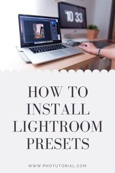 Learn how to install Lightroom presets in a few easy steps. The tutorial is available for ALL Lightroom version. #lightroom #presets Best Landscape Photography, Photography Basics, Photography Tips For Beginners, Editing Apps, Photo Editing, Editing Photos, Best Photo Editor, Create Your Website, Edit Your Photos