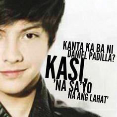 Pick up lines Pick Up Lines Tagalog, Sweet Pick Up Lines, Hugot Lines Tagalog, Pickup Lines, Sweet Quotes, Pinoy, Filipino, The Past, Sad