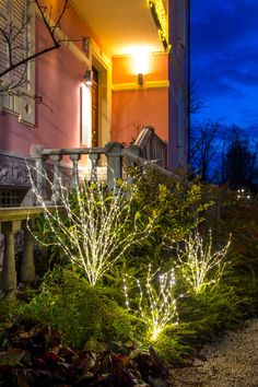 minimalista STELO LUCE Illuminazione Solare-LED Deko per il giardino BIANCO
