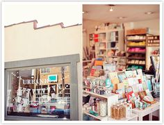 Блог BeautySpot - Бумажное царство Urban Paper Boutique