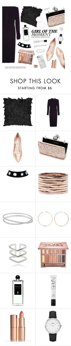 """GIRL OF THE MOMENT"" by vannyroxx ❤ liked on Polyvore featuring Protagonist, Nicholas Kirkwood, Miss Selfridge, Repossi, Maison Margiela, Anita Ko, Astrid & Miyu, Urban Decay, Serge Lutens and NARS Cosmetics"