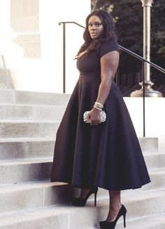 The LBD has been upgraded. Polish, poise, and a touch of edge, this dress will become a new closet hit!  Khloe Dress, $189.99;...