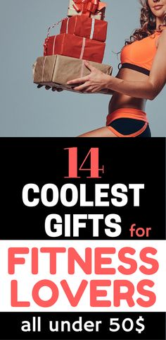 14 Coolest gifts for Fitness Lovers. All under 50$ #valentinesdaygift #fitnessgift #coolgift #Coolestgift #weightloss #fatloss #fitnessmotivation