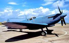 Vickers-Supermarine Spitfire PR.XI  PL893