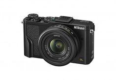 Die zweite Kamera, die DL24-85. Alle DL-Kameras hätten einen 1-Zoll-Sensor gehabt. (Foto: Nikon)