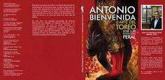 """Diseño e ilustración para la portada del libro """"El arte del toreo"""" del autor José Luis Rodríguez Peral. Ediciones Rubeo, Málaga 2016"""