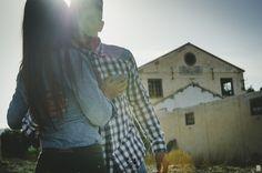 love session en las vías del tren #love #novia #boda #fotosdeboda #wedding #parejas #amor