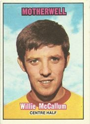 Nigel's Webspace - A&BC Chewing Gum (Scottish) - Footballer (Green backs) Dundee United, Leeds United, Manchester City, Manchester United, Jim Craig, John Greig, Dave Mackay, Jim Cameron, Ipswich Town