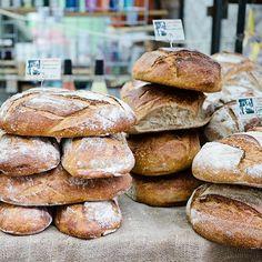 London Photo Tour: Bread, at Broadway Market