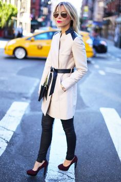 Chilly Rush by Happily Grey #winterfashion #womenfashion