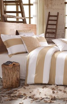 this cute striped comforter is on sale! http://rstyle.me/n/pscdrr9te