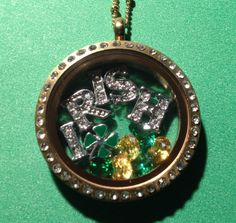 Proud to Be Irish! LOVE it! WANT it!!!  WANT IT FOR FREE?? Ask me how!   Need Extra Money?  Love Origami Owl ? JOIN MY TEAM!  Designer#14669  Like me on FACEBOOK http://www.facebook.com/oragamitouchedbyacharm SHOP ONLINE @ http://touchedbyacharm.origamiowl.com/