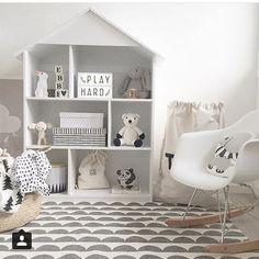 こんな可愛い収納棚があれば、子供もすすんでお片付けしてくれるかもしれませんね。