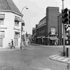 Langestraat nr134 1976