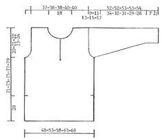 DROPS Langer, luftiger Pulli in Passion mit Schlitz auf beiden Seiten.     Kostenlose Anleitungen von DROPS Design.