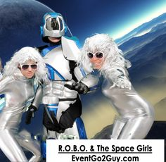ROBO & The Space Girls