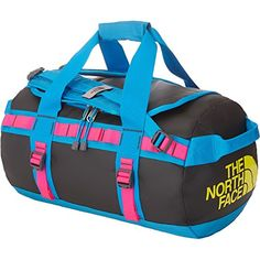 The North Face Base Camp X Small Duffle Bag One Size TNF Black Blazing Yellow