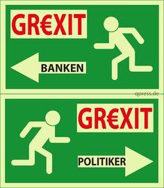❌❌❌ Jede Regierung hat ihren Preis! Offenbar hat die neue griechische Regierung ein Preisfindungsproblem. Die öffentlichen Aussagen des jetzigen Finanzministers zeugen entweder von absoluter Unkenntnis der EU-Lügenpraxis oder aber von einer offenen Erpressung gegenüber dem EU-Erpresserverein. Egal welche Variante richtig ist, Wahrheit und Klarheit gehören nicht zum Angebot der EU und dafür gibt es valide Gründe. ❌❌❌