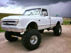 1970's Chevrolet K10 Custom Lifted 4x4