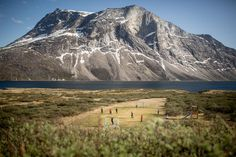 Summer in Greenland by Mads Pihl